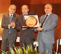 تكريم رؤساء التحرير السابقين لإصدارات