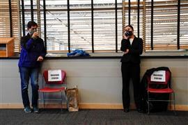 عمليات التصويت المبكر في انتخابات الرئاسة