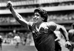 دييجو أرماندو مارادونا.. ورحل الأسطورة
