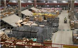 تعثر خدمة البريد في بلجيكا بعد تفشي