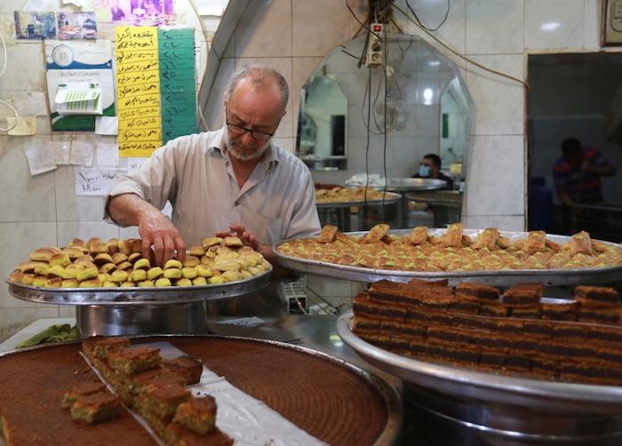 أسواق لبنان استعدت لاستقبال شهر رمضان
