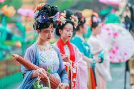 مهرجان صيني يعرض الثقافة التقليدية للصين