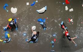 بطولة العالم لرياضة التسلق في سويسرا