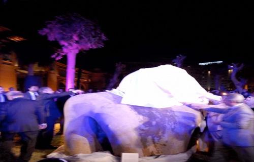 تمثال المطرية
