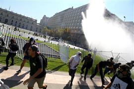 تظاهرات احتجاجية في تشيلي للمطالبة بتغيير النظام التعليمي