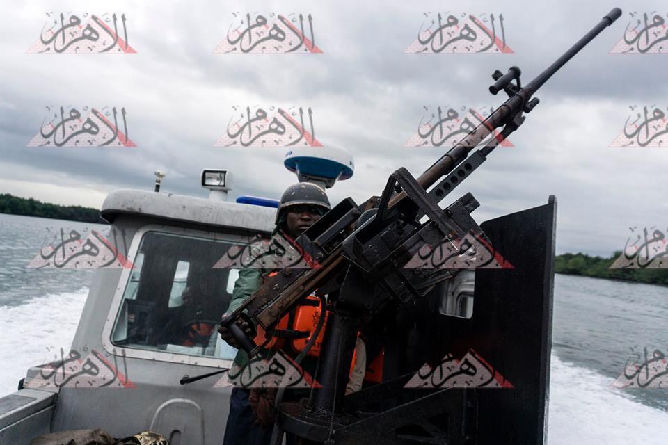الجيش النيجيري في حملة للسيطرة على التنقيب الغير شرعي للبترول