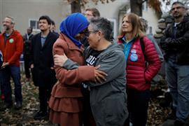 أول مسلمات وأصغر عضو شابة في تاريخ الكونجرس الأمريكي
