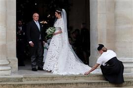 حفل زفاف ملكي لحفيد نابليون بونابرت