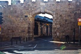 أبواب مدينة القدس القديمة