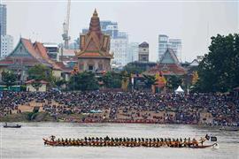 مهرجان كمبوديا الثقافي