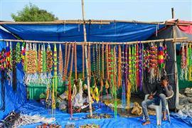 سوق للجمال فى الهند