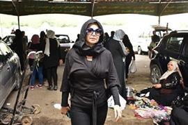 تشيع جثمان الفنان هيثم أحمد زكي