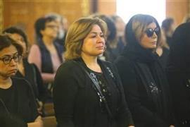 تشييع جنازة المخرج سمير سيف