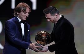 حفل توزيع جوائز الكرة الذهبية لمجلة فرانس فوتبول