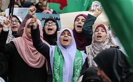 مظاهرات في فلسطين بمناسبة يوم الأسير للمطالبة بالإفراج عن السجناء في سجون الاحتلال