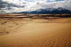 رمال تشارا الذهبية...صحراء في قلب سيبيريا