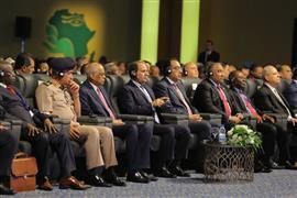 إنطلاق المنتدى الإفريقي الأول لمكافحة الفساد في شرم الشيخ بحضور الرئيس السيسي