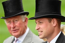 سباق الخيول رويال أسكوت بإنجلترا