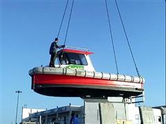 وصول مجموعات لمكافحة التلوث البحرى لموانى البحر الاحمر