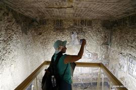 افتتاح مقبرتين أثريتين في الأقصر للجمهور بعد انتهاء أعمال الترميم