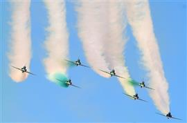 انطلاق النسخة الثانية من معرض الكويت للطيران 2020