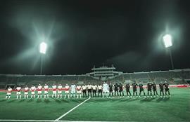 لقاء الأهلي والوداد المغربي في ذهاب نصف نهائي أبطال إفريقيا