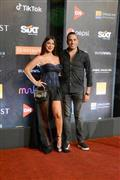 حضور كبير بالعرض العربي الأول للفيلم الأسترالي «حارس الذهب» لأحمد مالك بمهرجان الجونة