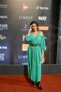 السجادة الحمراء لعرض الفيلم الفلسطيني 200 متر خلال فاعليات مهرجان الجونة السينمائي