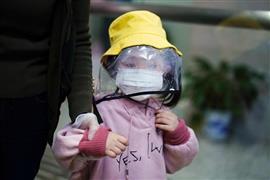 تأثير تفشي وباء كورونا على حياة الأطفال