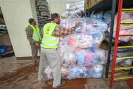 تحيا مصر يطلق حملة هنعدي الأزمة لمواجهة فيروس كورونا ودعم متضرري السيول