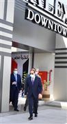 الرئيس السيسي يتفقد المرحلة الثالثة من بشائر الخير بالإسكندرية