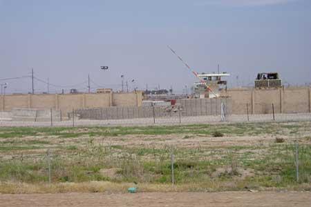 سجن أبو غريب - العراق -وحاليا يحمل مسمى سجن بغداد المركزي هو سجن يقع قرب مدينة أبو غريب اشتهر هذا السجن بعد احتلال العراق لاستخدامه من قبل قوات التحالف في العراق، وإساءة معاملة السجناء داخله