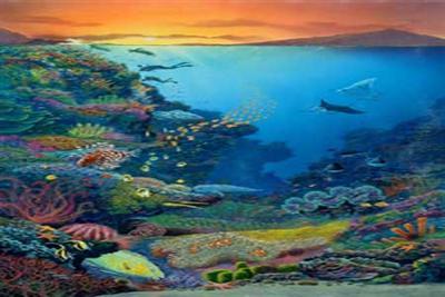 عجائب الدنيا السبعة الماء