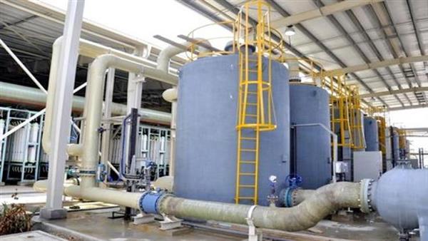 أكبر محطة لتحلية مياه البحر بمرسى مطروح بتكلفة , مليار جنيه