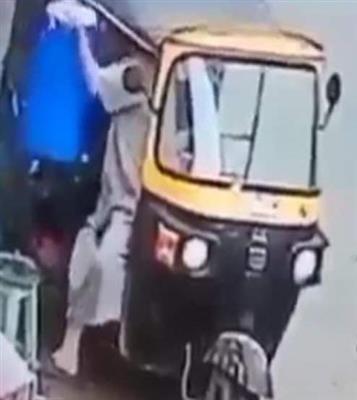 ضبط سائق «توك توك سرق سبيل ماء بالدقهلية