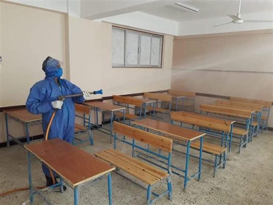 استعدادات مكثفة لاستقبال العام الدراسي الجديد بالمحافظات