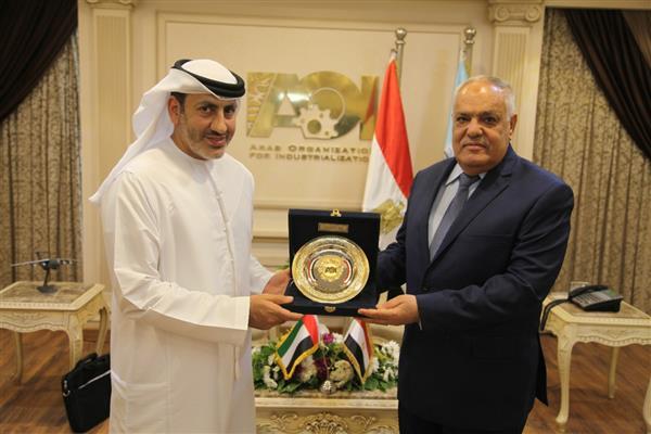 التراس يبحث تعزيز التعاون مع الإمارات