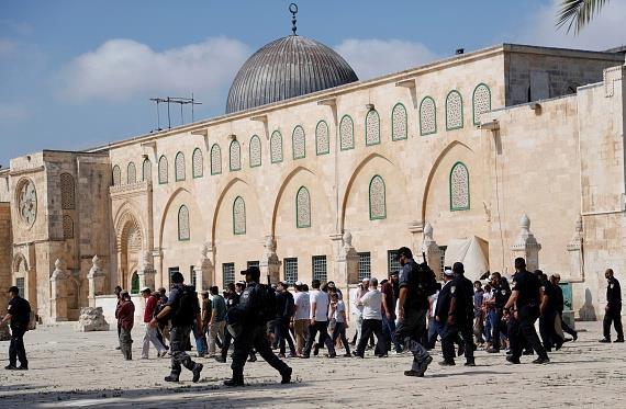 وزارة-شئون-القدس-الفلسطينية-تُحذر-من-محاولات-الاحتلال-تغيير-الوضع-التاريخي-القائم-بالأقصى