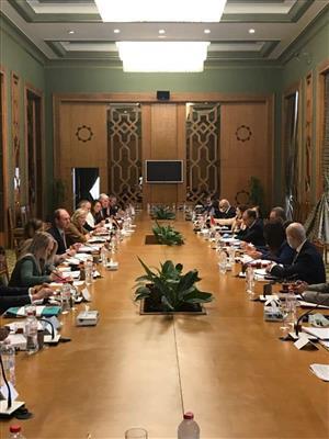 مشاورات بين مصر وهولندا  في مجال الهجرة غير النظامية