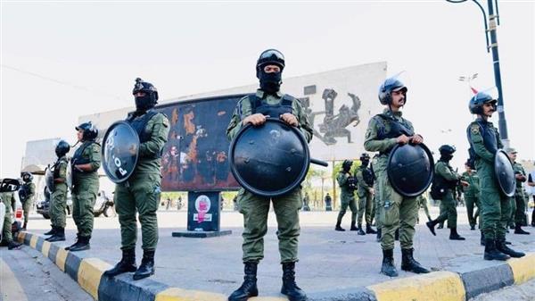 بغداد--استنفار-أمني-متزايد-بعد-إعلان-نتائج-الانتخابات