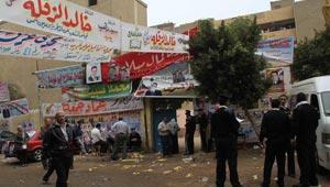 تواصل التصويت الانتخابات البرلمانية المصرية