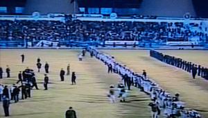 إلغاء مباراة الغزل أمام الأهلي بعد اقتحام جماهير المحلة الملعب 2011-634609587487905