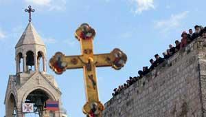 الاقباط الاثنين يحتفلون الصوم السعف القيامة المجيد الصوم