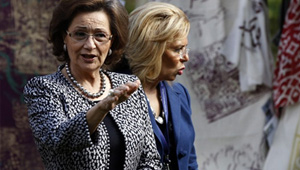 سوزان مبارك تتنازل رسمياً أملاكها