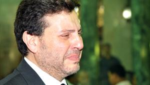 بالصور.. نجوم الفن والسياسية عزاء دينا هانى شاكر 2011-634445577177549