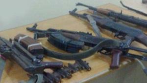 القوات المسلحة حائزي الأسلحة المرخصة لتسليمها