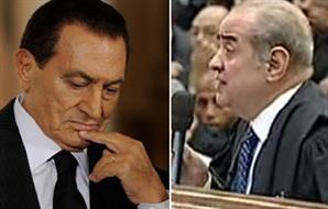 """دفاع مبارك يتهم """"الإخوان"""" بقتل"""