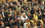 تفاصيل اليوم الأول لافتتاح برلمان