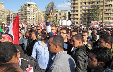 هتاف الإخوان بالتحرير واتهامات بإفشال