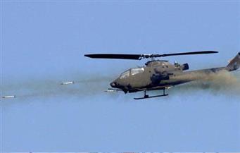 الطيران الإسرائيلي يقصف مواقع في قطاع غزة